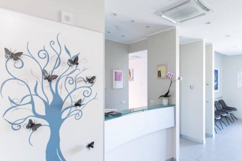 reception dentista provincia di lecco