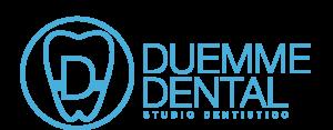 logo e intestazione duemme dental Garbagnate Monastero Lecco
