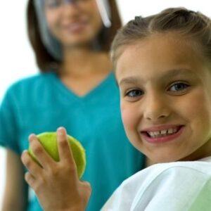 bambini, quali bevande per denti sani